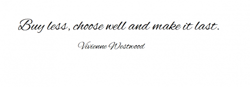 Vivienne Westwood Zitat